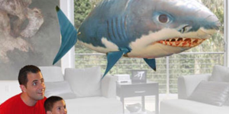Dünyanın en ilginç oyuncağı: Uçan balık