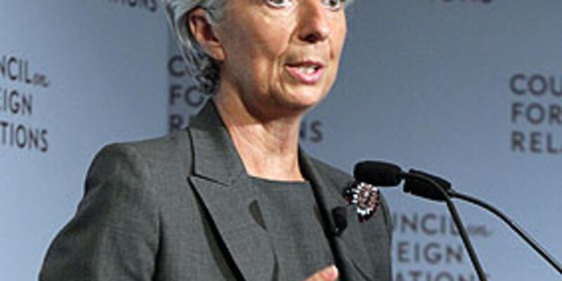 """IMF: """"Büyümeyi engellemeyin"""""""