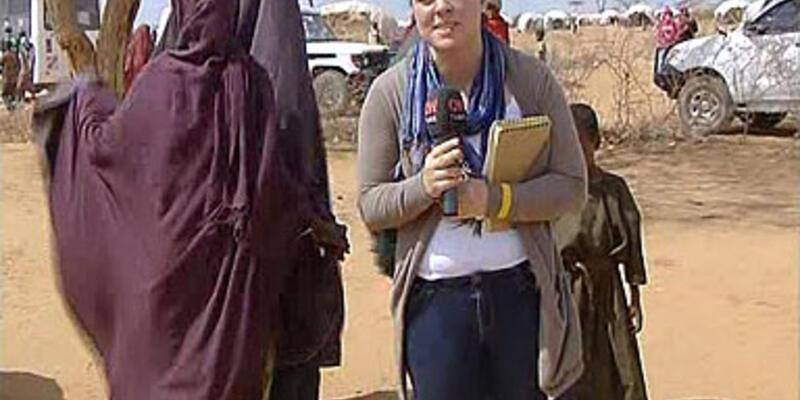 CNN TÜRK Somali sınırında