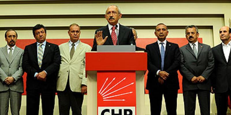 CHP'de büyük operasyon