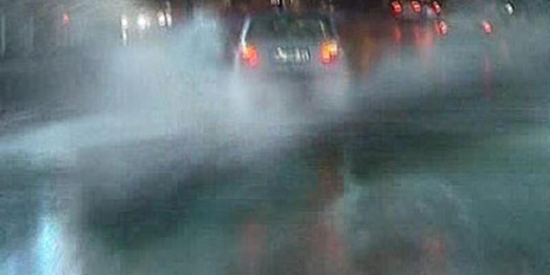 Ankara'da yine yağış yine aynı manzara...