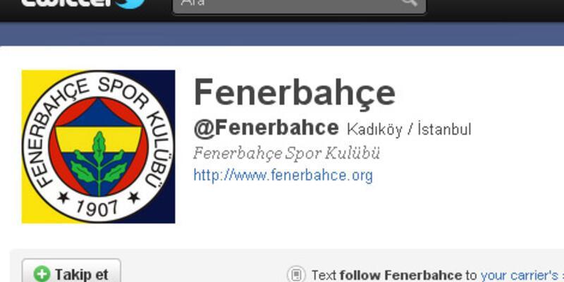 Fenerbahçe Facebook ve Twitter'da