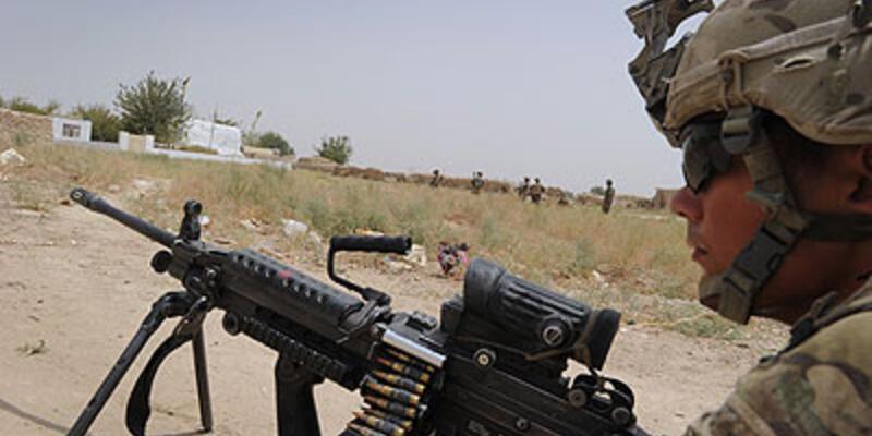 ABD Afganistan intikamının peşinde