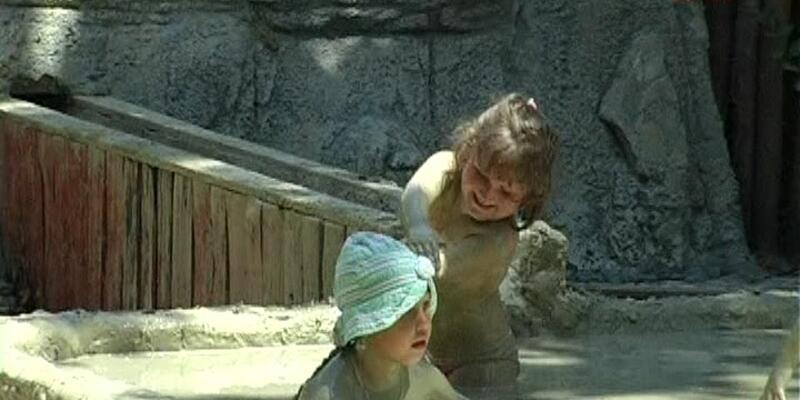 Çamur banyosu Rus turistlerin gözdesi