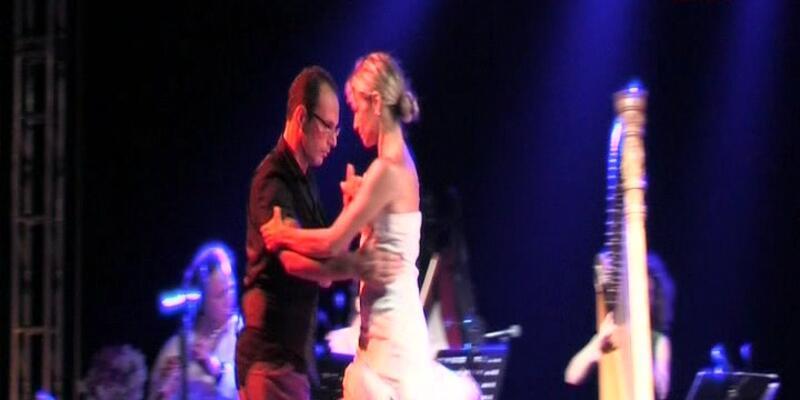 Tapınakta tango...