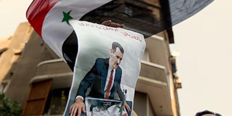 Şam'dan Erdoğan'a sert yanıt
