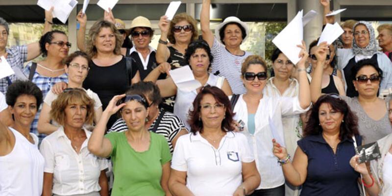 CHP'li kadınlardan Balbay ve Haberal'a mektup