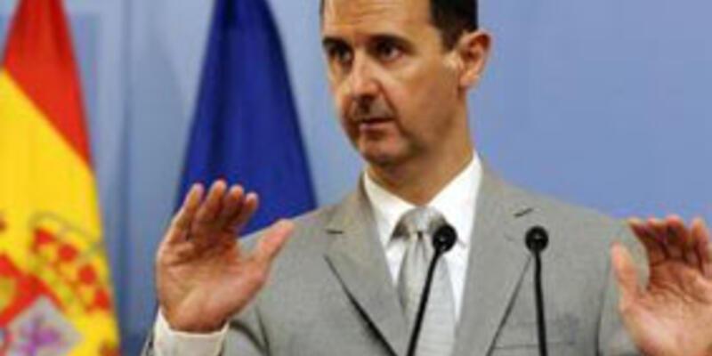 ABD'den Esad'a net mesaj