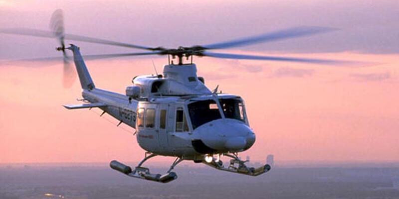 Endonezya'da 10 yolcu taşıyan helikopter kayboldu