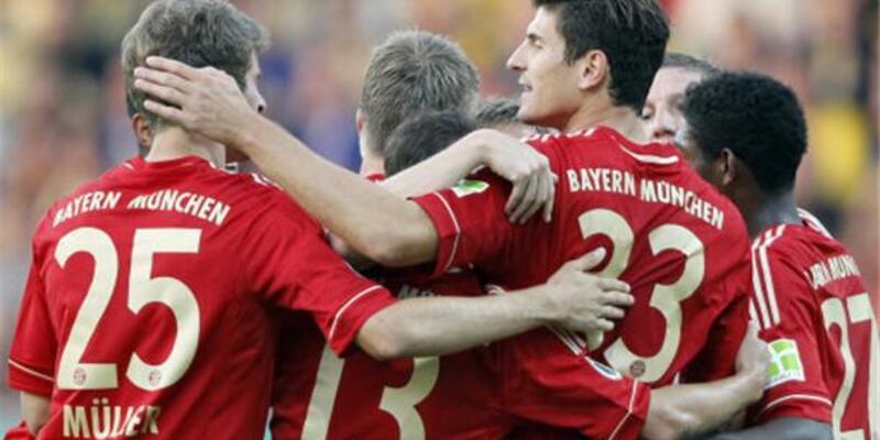 Bayern Münih hata yapmadı