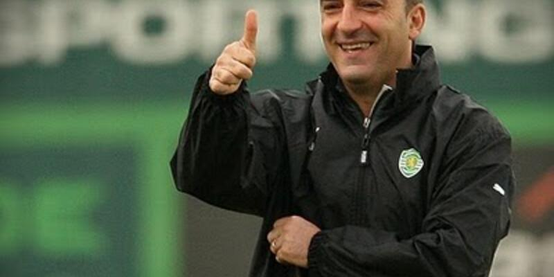 Beşiktaş'a yeni teknik direktör