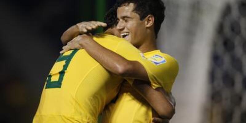 Brezilya Avusturya'ya patladı