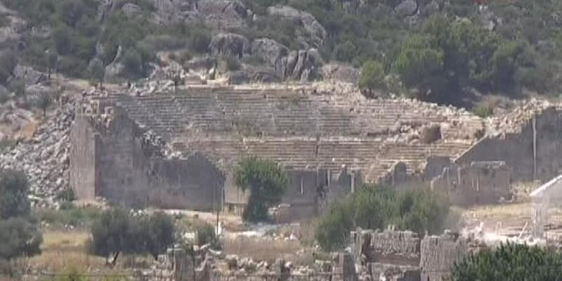 Anadolu'nun ilk telsiz telgraf sistemi Kaş'ta