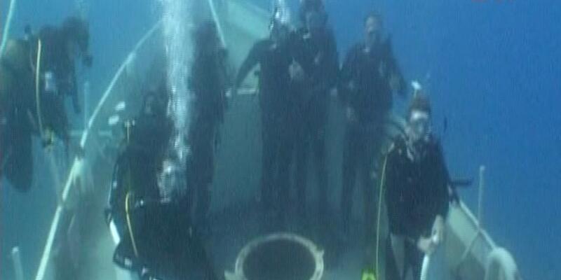 AKUT su altına da indi