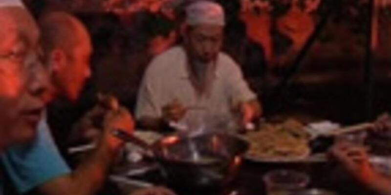 Dünyadan Ramazan manzaraları...