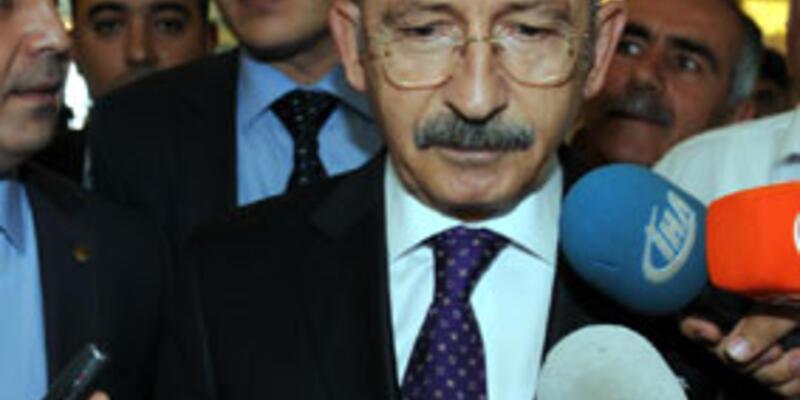Kılıçdaroğlu'ndan 3 şehit için açıklama