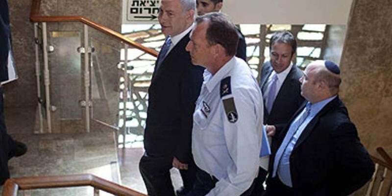 Netanyahu 'özür'de son noktayı koydu