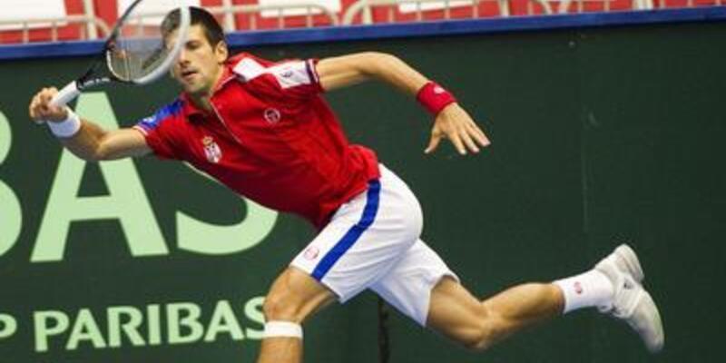 Djokovic, Nadal, Federer üçlüsü değişmedi