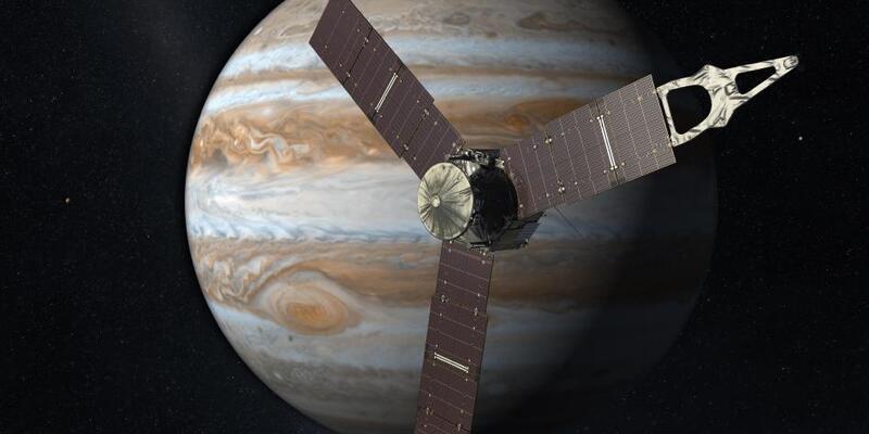 Güneşin en büyük oğlu Jüpiter'e yolculuk