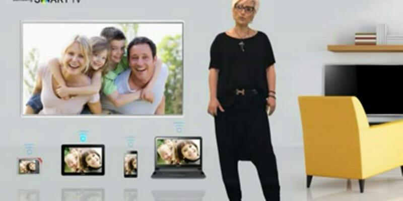 """""""All Share"""" ile Smart Tv'de fotoğraf ve video paylaşın!"""