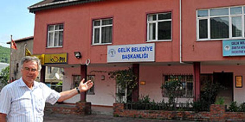 Zonguldak'ta satılık belediye!