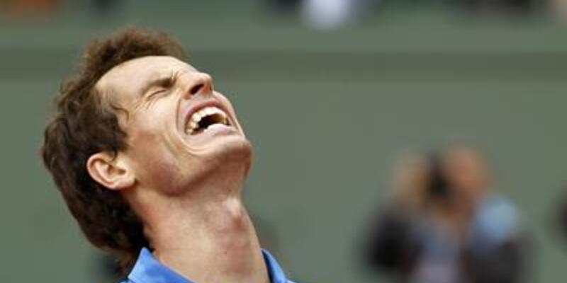 Murray Fransa Açık'ta çeyrek finalist
