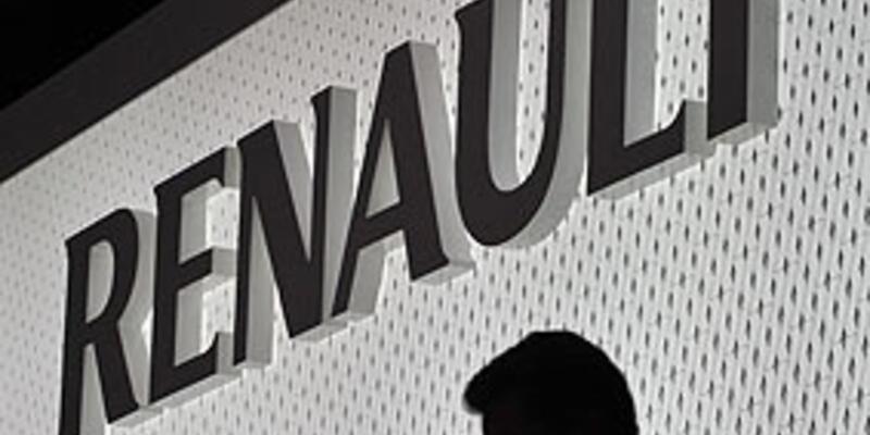 Renault'da atama...