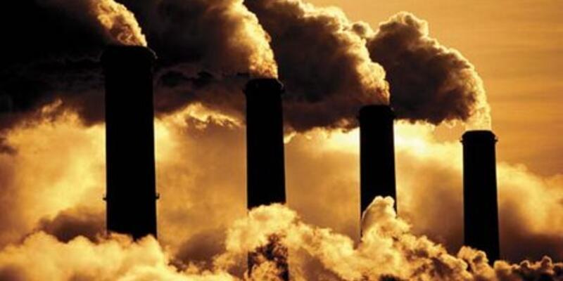 Karbon emisyonu rekor seviyede arttı
