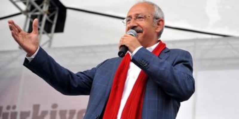 """Kılıçdaroğlu: """"Başbakan seçimi kaybedeceğini biliyor"""""""