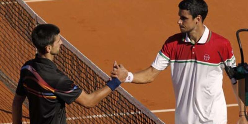 Djokovic üst üste 39. galibiyetini elde etti