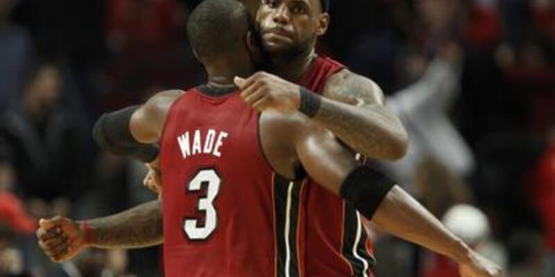 Miami deplasmanda kazandı, seriyi eşitledi