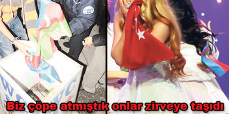 Türkiye utandı