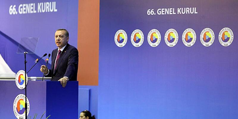 """Erdoğan: """"PKK çetelerle ortak çalışıyor"""""""