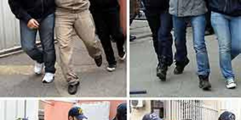 İstanbul'da DHKP/C operasyonunda 4 tutuklu
