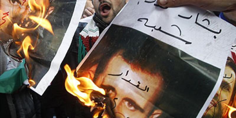 Suriye'de gerilim sürüyor