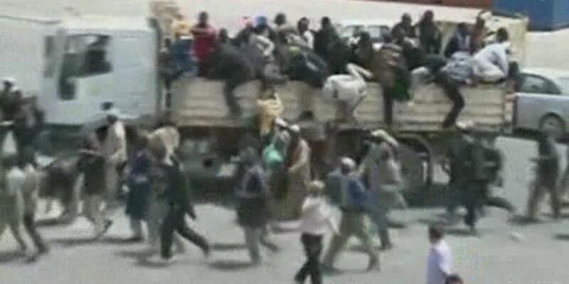 İşte Libya'daki yardım kaosu