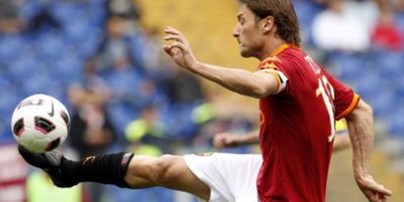 Totti en golcüler listesinde beşinci