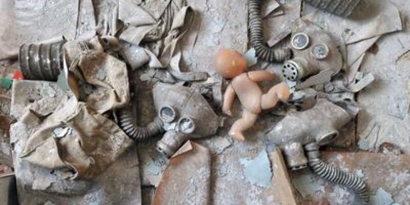 Hayalet şehir: Çernobil