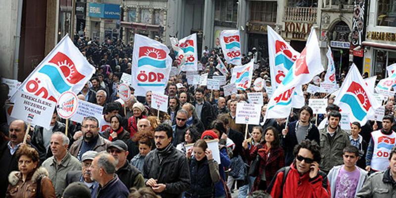 Seçim vetosu yiyen ÖDP'den YSK'ya itiraz