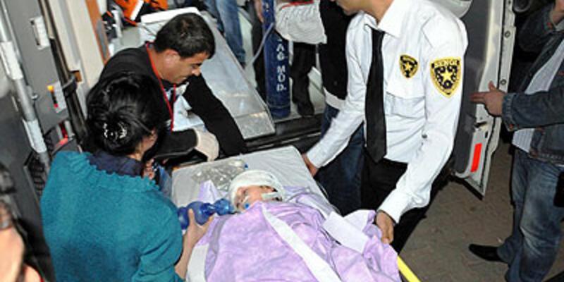 """""""Polis düğüne gaz bombası attı"""" iddiası"""