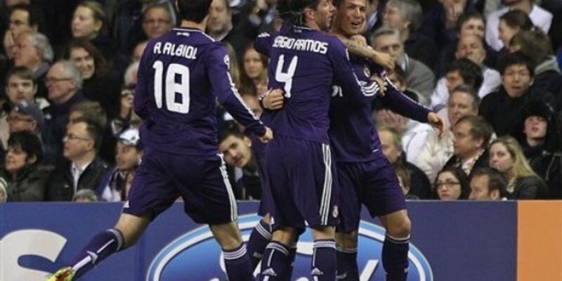 Real Madrid'de işlem tamam