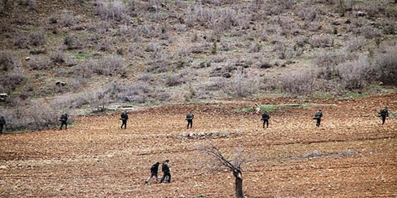 Şırnak'ta çatışma: 1 asker yaralı