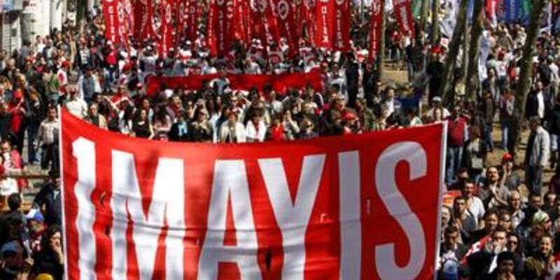 Ankara'da 1 Mayıs'ta Kızılay yasak