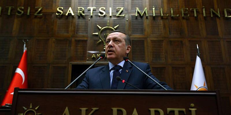 Başbakan Erdoğan helallik istedi