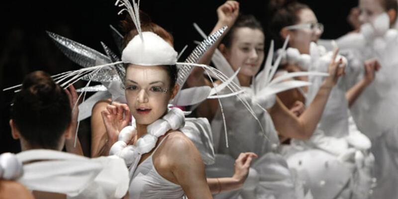 Rus Moda Haftası başladı