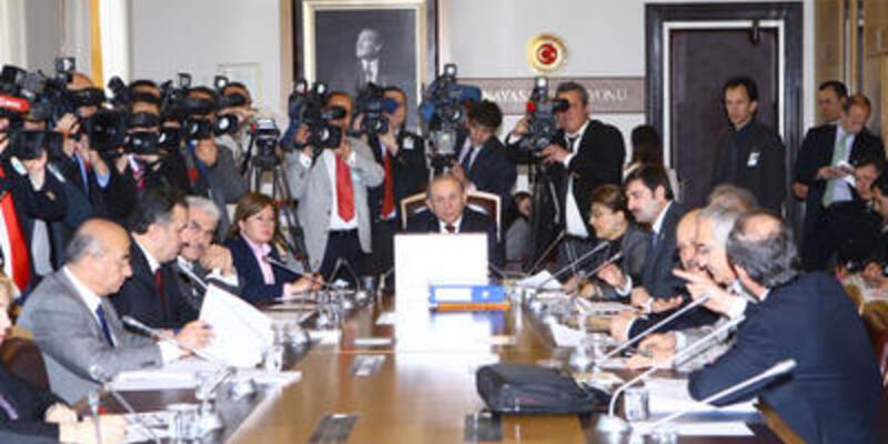Anayasa Komisyonu'nda 'rüşvet' tartışması