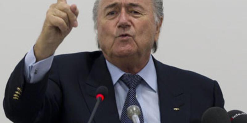 FIFA'dan Brezilya'ya uyarı