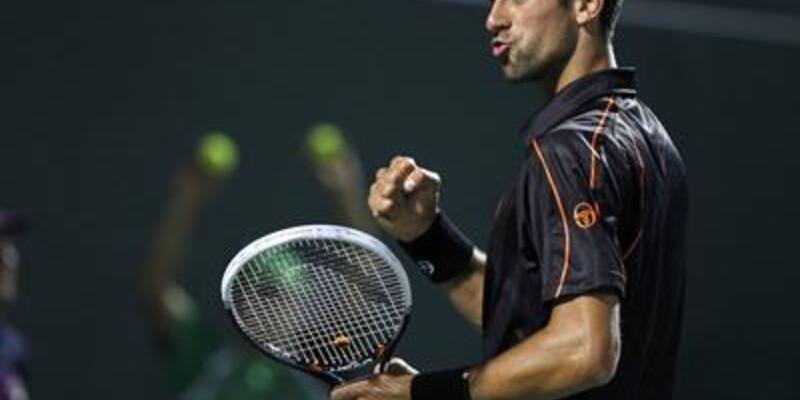 Djokovic adım adım rekora