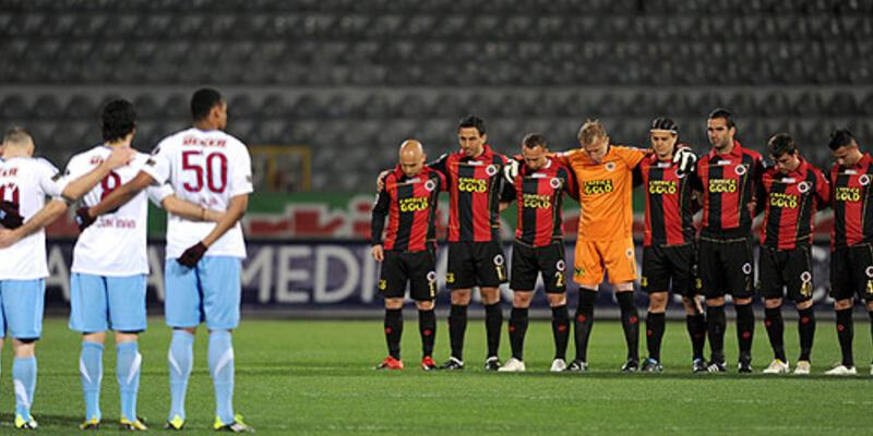 Trabzonspor, Ankara'da geriden geldi