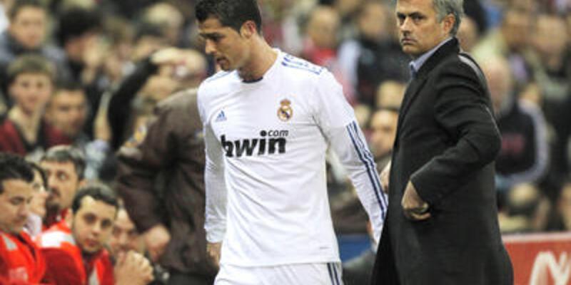 Ronaldo'nun sakatlığı nüksetti